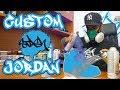 Stash Custom Air Jordan 4's by Vick Almighty