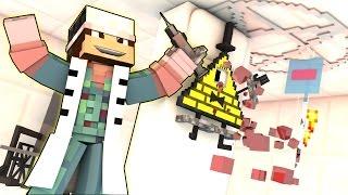 ОПЕРАЦИЯ БИЛЛУ ШИФРУ ИЗ ГРАВИТИ ФОЛЗ В МАЙНКРАФТЕ   СИМУЛЯТОР ХИРУРГА В Minecraft! Surgeon Simulator