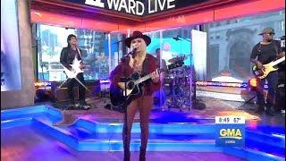 ZZ Ward - Help Me Mama - GMA (Live)