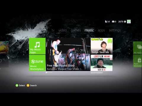The Dark Knight Rises Xbox 360 theme #1
