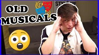 Reacting to OLD MUSICALS!   Thomas Sanders