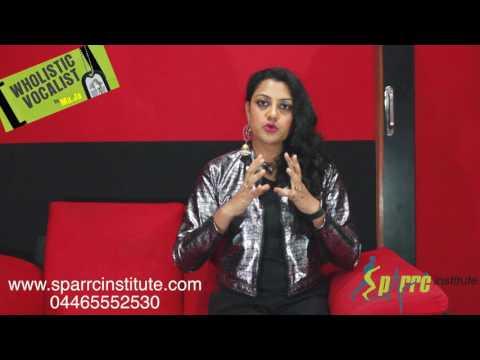 Vocal Fitness Workshop - Sparrc Institute
