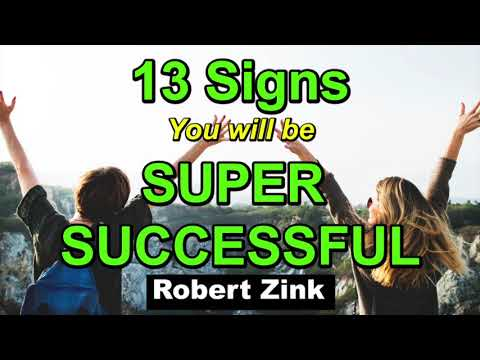 13 Signs You Will Be Super Successful - Law of Attraction Secrets