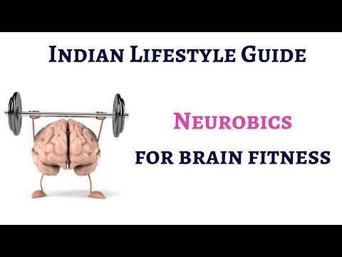 Neurobics- Simple Brain Exercises to keep your brain sharp || Indian Lifestyle Guide