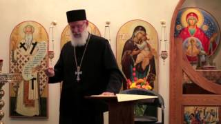 Confession - Purification of the Soul - Father Patrick O'Grady