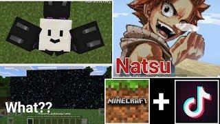 Nhưng video Tik Tok triệu tim, hay nhất về game Minecraft phần 13