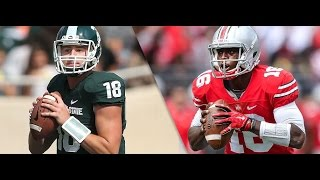 """Michigan State vs. Ohio State Football Hype Video 