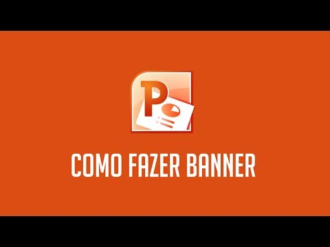 Fazer Banner com o Power Point