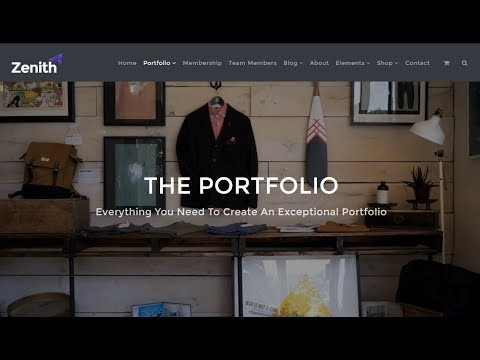 How To Create A Portfolio In WordPress