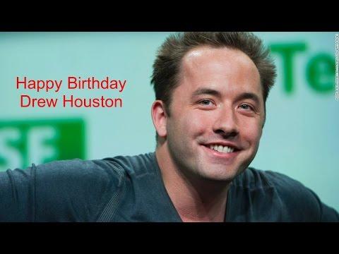 Drew Houston Birthday Video Greeting | Inviter.com