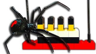 Download Scary Deadly Spider Titanic Capture Spiders Love Lego Video