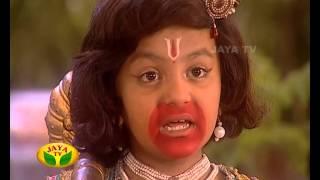 Jai Veera Hanuman - Episode 199 On Thursday,21/01/2016