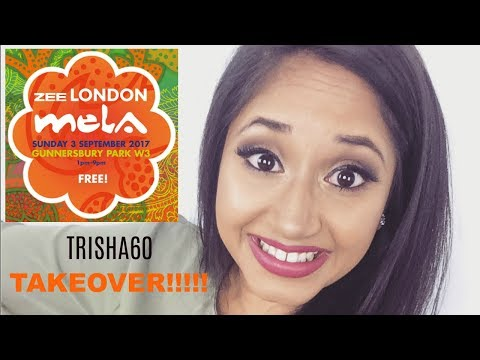 ZEE LONDON MELA, COME AND MEET ME! THIS SUNDAY, GUNNERSBURY PARK LONDON!
