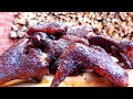 Pecan Smoked Chicken Wings  (Best Wings in Tennessee)  The Thunderbird Method