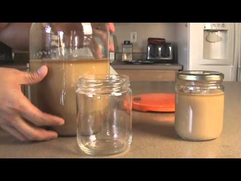 How to Collect and Rinse Yeast