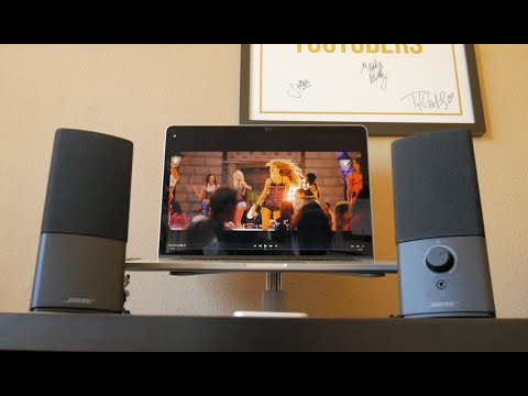 Unboxing, Review, & Sound Test of the Bose Companion 2 Speakers