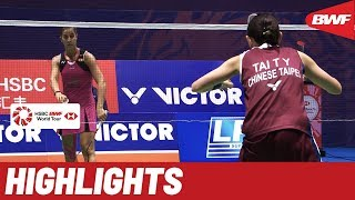 Download VICTOR China Open 2019 | Finals WS Highlights | BWF 2019 Video