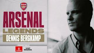 Full Documentary   Dennis Bergkamp   Arsenal Legends