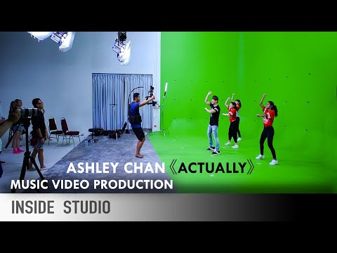 Making of Music Video: Ashley Chan Singapore
