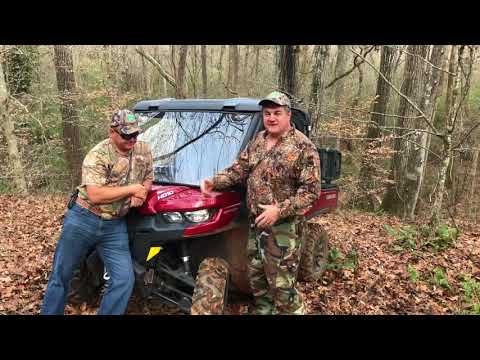 Hunting with a Can-Am Defender Episode 2