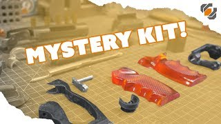 Building a Legit Blade Runner Blaster Kit Part 1 - Cleaning up Kit Parts