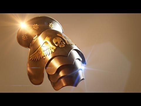 How to Make Shoulder Armor Tutorial