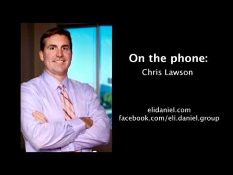 Chris Lawson Featured on Americas Radio News