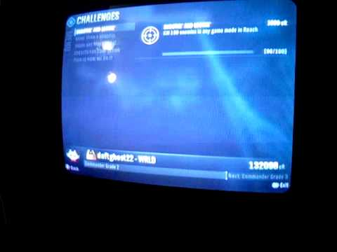 Halo reach credit cheat