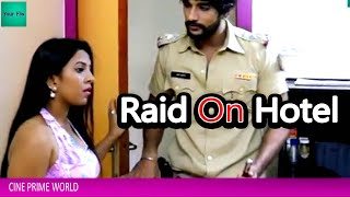 Raid On Hotel |   New Short Movie |  |Hindi Full Short Film |  Your Flix | 2021