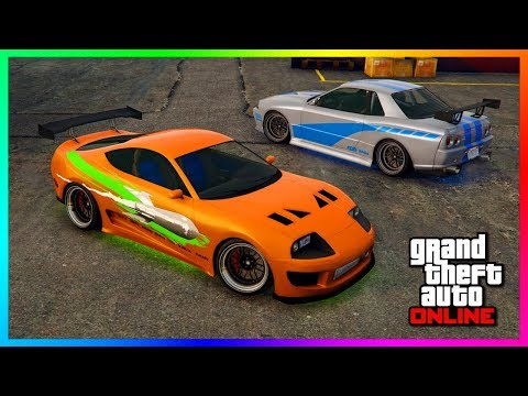 GTA Online 2 NEW DLC Vehicles Released - Jester Classic MISSING, Rune Cheburek & Michelli GT (GTA 5)