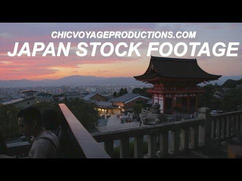 Japan Stock Footage [Tokyo, Kyoto, Osaka, Okinawa]