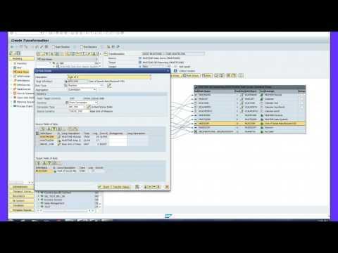 Loading Transaction Data into InfoCube