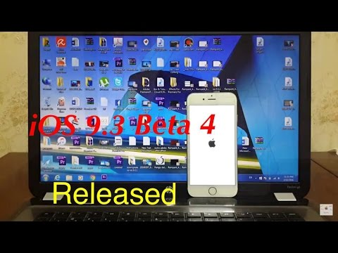 NEW Features & How To Install iOS 9.3 Beta 7 NOW FREE iPhone, iPad, iPod Touch Without UDID