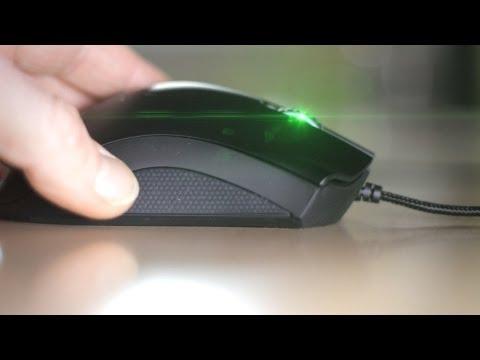 Razer DeathAdder 6400 DPI 4G - Gamer Maus - Test & Unboxing - Deutsch -