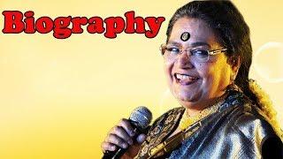 Usha Uthup - Biography