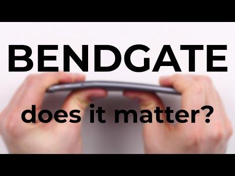 iPhone Bendgate - Does it matter?