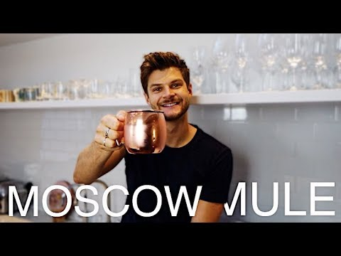 HOW TO MAKE A MOSCOW MULE | #TFIFRIDAY