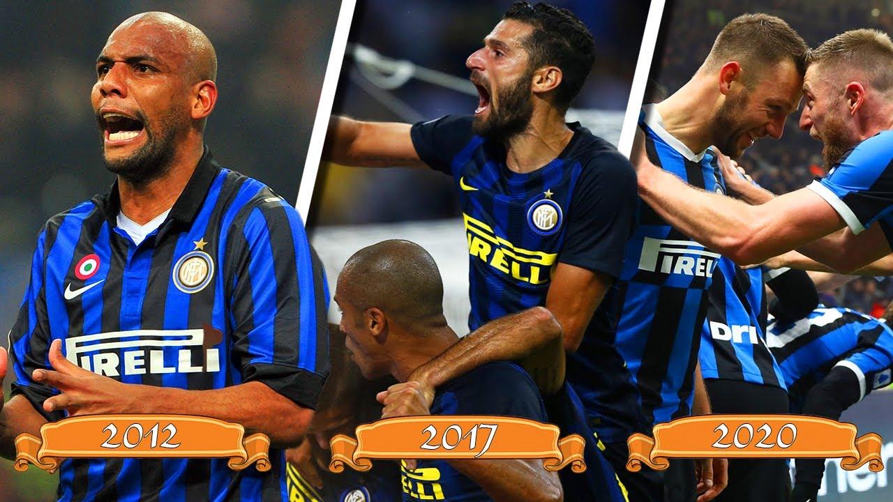 La Vittoria più Bella di ogni Stagione dell'Inter dal 2012 ad oggi