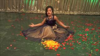 Outstanding Dance Performance by a 6 year old.