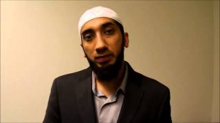 Nouman Ali Khan  - Dawah a short reminder