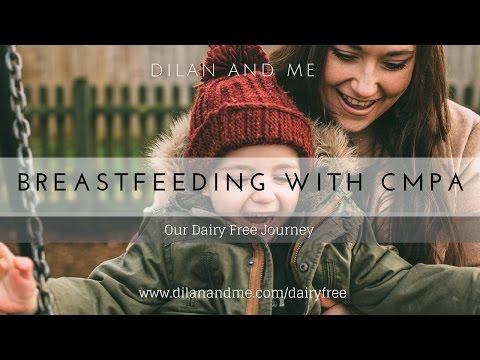 Breastfeeding With CMPA - Our Dairy Free Journey - Dilan and Me
