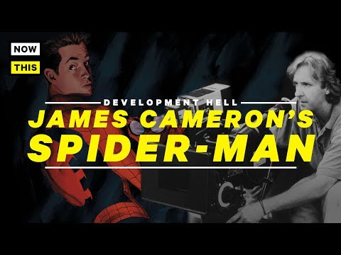 James Cameron's Untold Spider-Man Story | Development Hell | NowThis