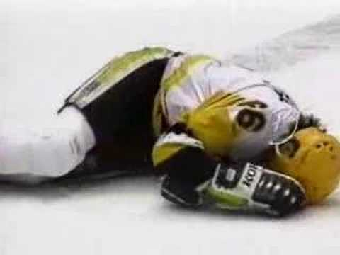 Hockey's Hardest Hitters Part 1