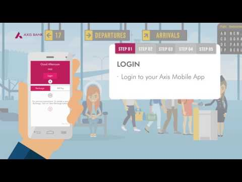 Get e-Statements for your account using Axis Mobile