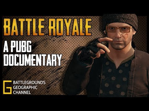 Battle Royale | A PUBG Cinematic Documentary | PUBGeographic