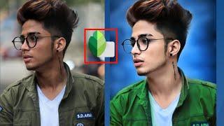 Snapseed background change || drama effect || manipulation best photo editing tutorial_ pixel editor