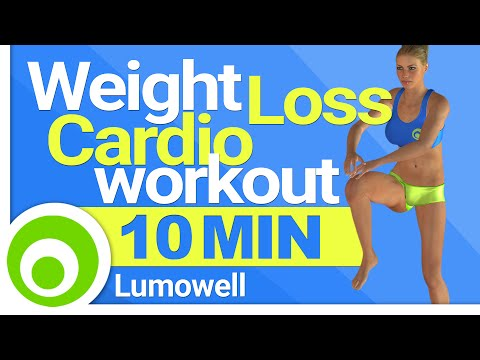 10 Minute Weight Loss Cardio Workout