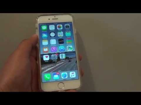 iPhone 6: How to Show / Hide Calendar Holidays and Birthdays