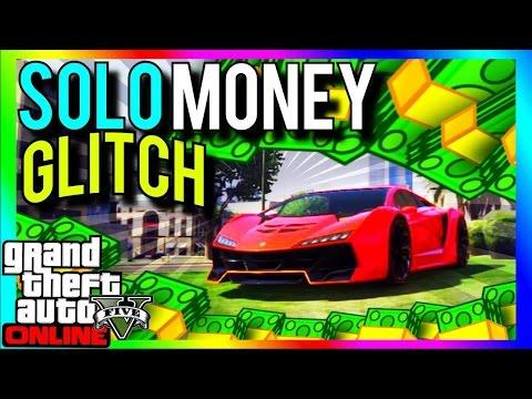 "GTA 5 Online *NEW* ''UNLIMITED MONEY GLITCH'' 1.34 ""GTA 5 Money Glitch"" (GTA 5 Money Glitch 1.34)"