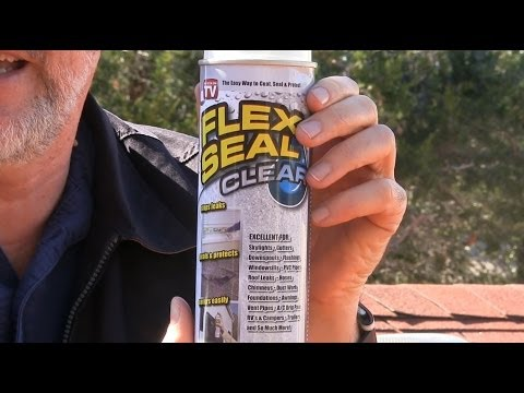 Flex Seal Review- As Seen On TV - Part 1 | EpicReviewGuys